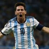 Penampilan Messi Bawa Argentina Naik Peringkat