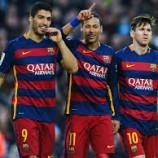 Pemain Barcelona Kokoh Di Top Scorer