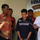 Akibat Membunuh Rekan Kerja Pake Linggis Pelaku Ditangkap Polisi