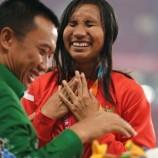 Indonesia Tambah Medali Perak dari Cabang Lari 400 M T13 Putri