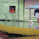 Diguyur Hujan Deras, 655 Rumah Warga di Boalemo Gorontalo Terendam Banjir