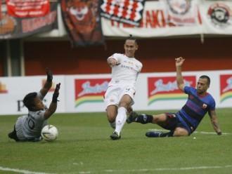 Hasil Piala Presiden: Madura United vs Persija Berimbang dengan Skor 2-2