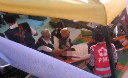 Peserta Kampanye Prabowo di Sukabumi Meninggal, Sempat Tak Sadarkan Diri 30 Menit